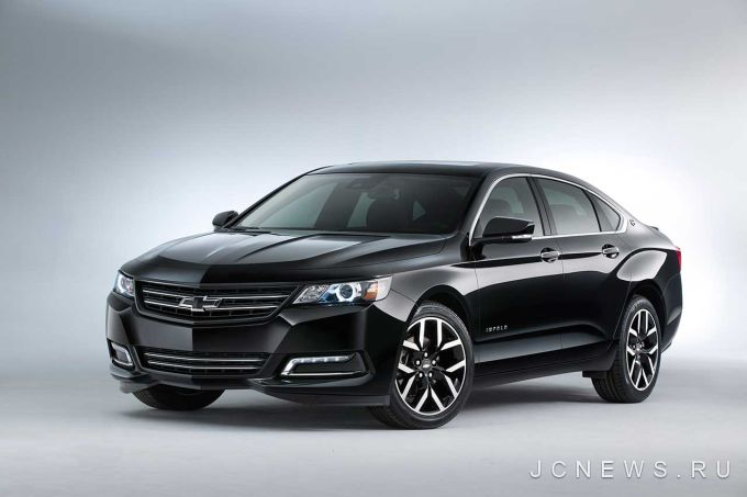Chevrolet выпускает Impala Midnight Edition